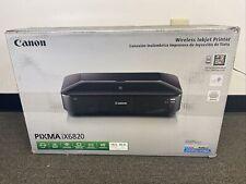 NEW Canon PIXMA ix6820 Wireless Inkjet Printer Prints Up To 13x19 AirPrint
