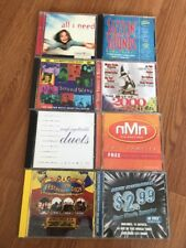 Religious Christian Music CDs Lot of 8 Titles Compilation - Rock Worship Praise