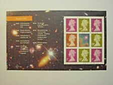 Gb 1999 World Changers Psb Dx23 Booklet Pane Y1667N Fine Used