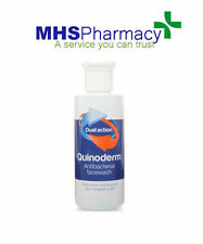 Quinoderm Antibacteriano Lavado De Cara 150ml-evita puntos y acné elimina la suciedad grasa