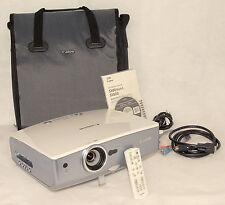 Canon - REALiS SX800 LCOS Multimedia Projector *3000 Lumens *In Original Box