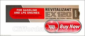 XADO EX120 gel Revitalizant Petrol engine Oil Additive Treatment SET of 3 pcs