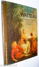 Antoine Watteau Painting and Drawings from Soviet Museums - Youri Zolotov