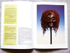 Cannes Ventes Aux Encheres Tribal Art Reference Book 2000