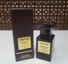 Tom Ford Tobacco Vanille Eau De Parfum  1.7 oz.|50 ml Original, New With Box