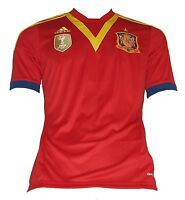 Spanien Spain Espana Trikot Home Adidas Shirt Jersey Maillot Camiseta Maglia