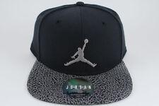 52d8b404c891 ... coupon code for nike jordan jumpman elephant bill snapback cap hat black  dust gray adult men