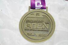 2019 New York Fall International Open Ibjjf Nogi Medal Jitsu Championship Trophy