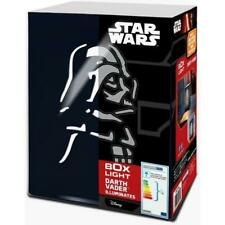 Star Wars LED Darth Vader Night Light Box Light Lamp Table Desk Children Boys