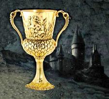 Miniature 5-piece Hogwarts + Halloween - Hufflepuff Cup, Clock, Potions+++