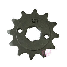 Chain 520 12T Sprocket For Honda XL200R XL250R XR200R XR200 XR250R 20mm