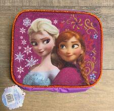 Disney Frozen Elsa and Anna Lunch Bag