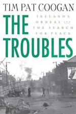 THE TROUBLES - TIM PAT COOGAN (PAPERBACK) NEW