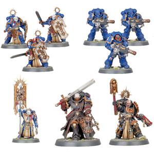 -- HONOURED OF THE CHAPTER -- Bladeguard Eradicators Judiciar Ancient indomitus