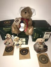 New ListingBoyds Bears Nursing Figurines, Ornament And Plush