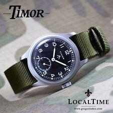 Men's Mechanical (Hand-winding) Nylon Strap Wristwatches