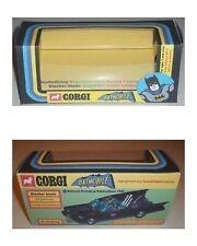 Corgi Batman Plastic Diecast Vehicles, Parts & Accessories