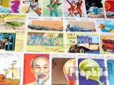 Vietnam 200 diferentes sellos