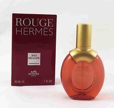 Hermes ROUGE EAU delicate 30ml Spray Nuovo/Scatola Originale Rarità