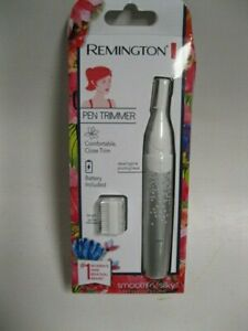 Remington Smooth & Silky Facial Pen Trimmer, Women's Detail Trimmer, MPT3800SSF