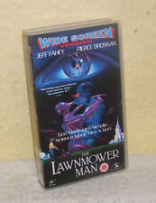 The Lawnmower Man - Limited Edition Widescreen VHS - Pierce Brosnan, Jeff Fahey