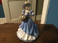 Royal Doulton Pretty Ladies Happy Birthday 2011 Hn5428 No Box