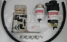 Holden Colorado 2.8L Fuel Manager Kit 30 Micron