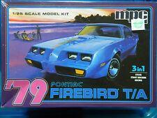 '79 PONTIAC FIREBIRD TRANS AM   Model Car Kit    3 IN 1!