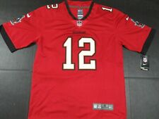New Tom Brady #12 Tampa Bay Buccaneers 2020 Vapor Limited Jersey Red