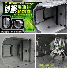 Hobby Multifunction Octagon HANGAR for Bandai MG HG Gundam free combination