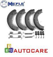 Meyle Handbrake Shoe Set For Mercedes E-Class W124 S124 C124 A124 W210 S120