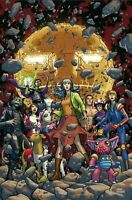 Doom Patrol Weight of the Worlds #1-7 | Main & Variant | DC Comics | NM 2019