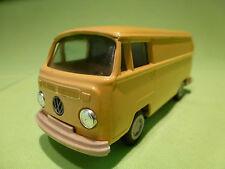 GAMA-MINI VW VOLKSWAGEN T2 BUS - YELLOW 1:42 - VERY GOOD CONDITION