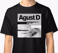 AGUST D T-Shirt M/F - SUGA Shirt - AUGUST D SHIRT - BTS MERCH - bangtan boys