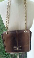 Sondra Roberts  Leather Cross Body Shoulder Bag