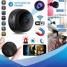 Mini WIFI IP Kamera HD 1080P Magnet Überwachungkamera Bewegungsmelder Nachtsicht