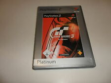 Playstation 2 Gran turismo 3: a-spec [platinum]