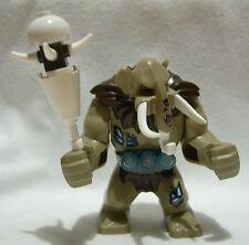 LEGO Legends of Chima - Sammlerfigur - Mungus aus dem Set 70144 Unbespielt