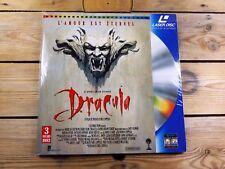 DRACULA LASERDISC LASER DISC LD FRANCIS FORD COPPOLA 1992