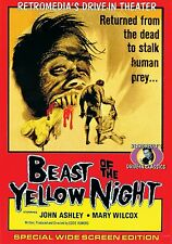 Beast Of The Yellow Night (DVD ) Returned from the dead to stalk human prey