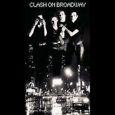 NEW SEALED The Clash On Broadway 3-CD  Longbox Sony 1991 Joe Strummer New York