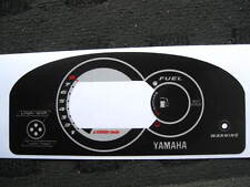 NEW 05-08 Yamaha GPR 800 1200 1300 GP R Gauge Decal Sticker Head Overlay DISPLAY