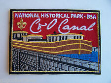 Boy Scouts of America BSA CHESAPEAKE & OHIO C&O CANAL National Park Series PATCH