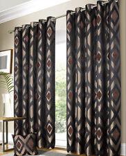 Arizona Eyelet Curtains Fully Lined