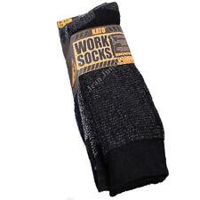 3 Pairs Pack Men's KATO Work Socks - Cotton Rich Hard Wearing 6-11