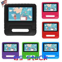 "Shockproof Tablet Case Cover for Amazon Kindle Fire HD 7 2017/2015 7"" Portable"
