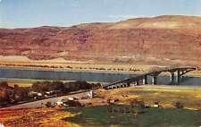 Vantage Washington Vantage Bridge Scenic View Vintage Postcard J61976