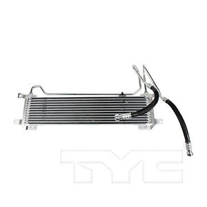 TYC 19057 Ext Trans Oil Cooler for Cadillac SRX w/ Extra Coolin 2004-2009 Modelg