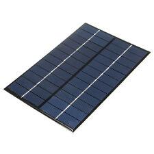 18V 4.2W Polycrystalline Silicon Solar Panel Portable Solar Cells Charger D V7K0