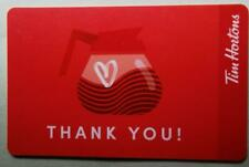 2019 TIM HORTONS GIFT CARD  ~THANK YOU (Coffee Pot)~ 1 of 3 ~FREE ship ~Unloaded